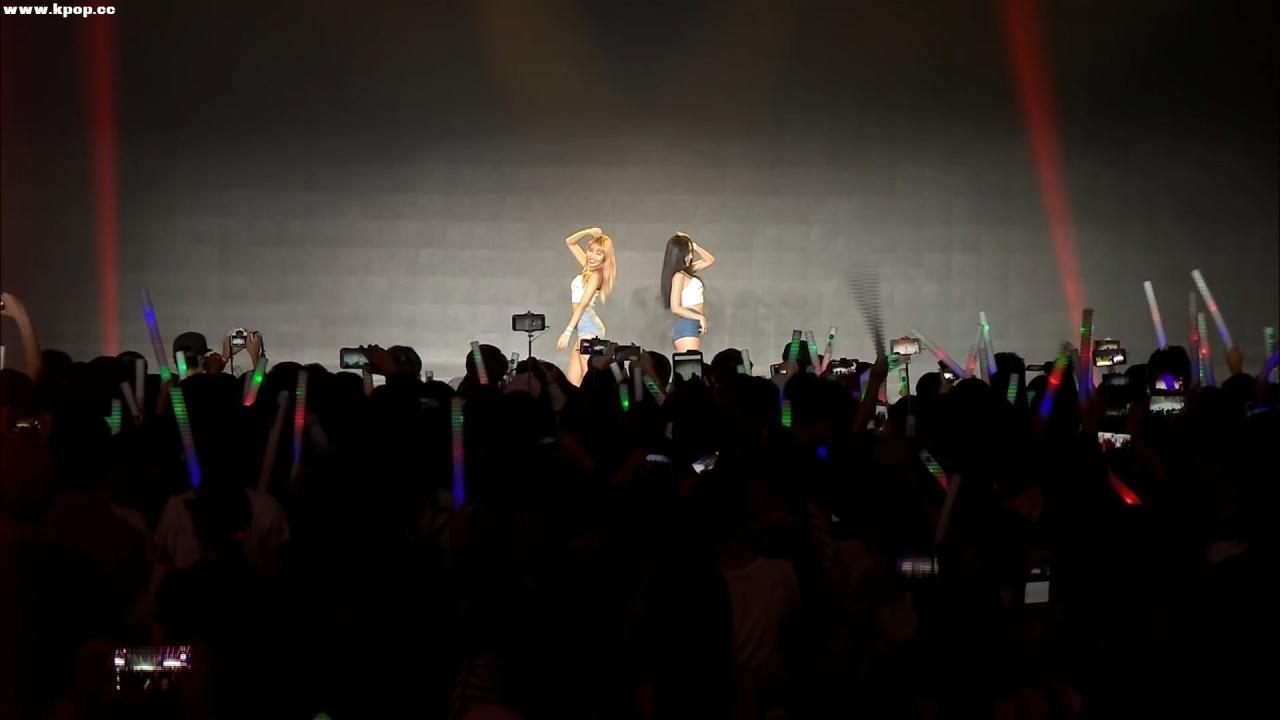 WAVEYA HyunA How's this performance Youtube Fanfest 2016 – #0259-waveya
