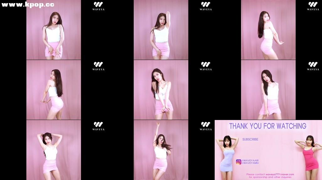 골반미녀 제로투 댄스 웨이브야 미유  Zero Two Dance  Waveya MiU 💋 Phao – 2 Phut Hon – #0693-waveya
