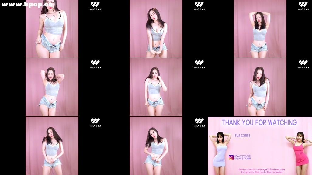 우윳빛깔 제로투 댄스 웨이브야 아리 Zero Two Dance  Waveya Ari ❤️ Phao – 2 Phut Hon – #0694-waveya