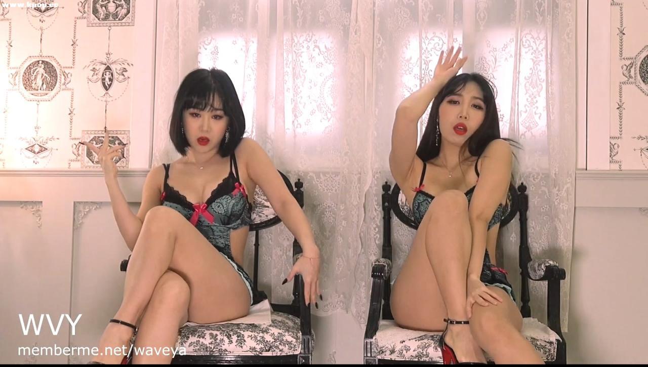 Valentine dance Waveya memberme会员-waveya