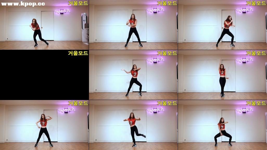 강다니엘 워너원 에너제틱 거울모드 설명강좌 Dance Tutorial Mirrored Energetic WAVEYA – #0355-waveya