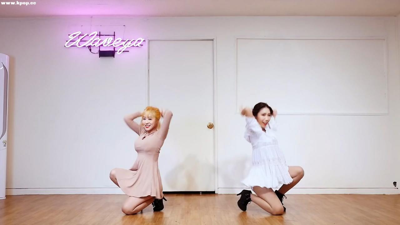 트와이스 라이키 2배속 댄스 TWICE LIKEY 웨이브야 WAVEYA – #0381-waveya