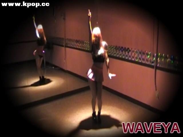 Waveya Ari 웨이브야 아리 – (Seo In Young) 서인영 Into The Rhythm cover sexy dance – #0073-waveya