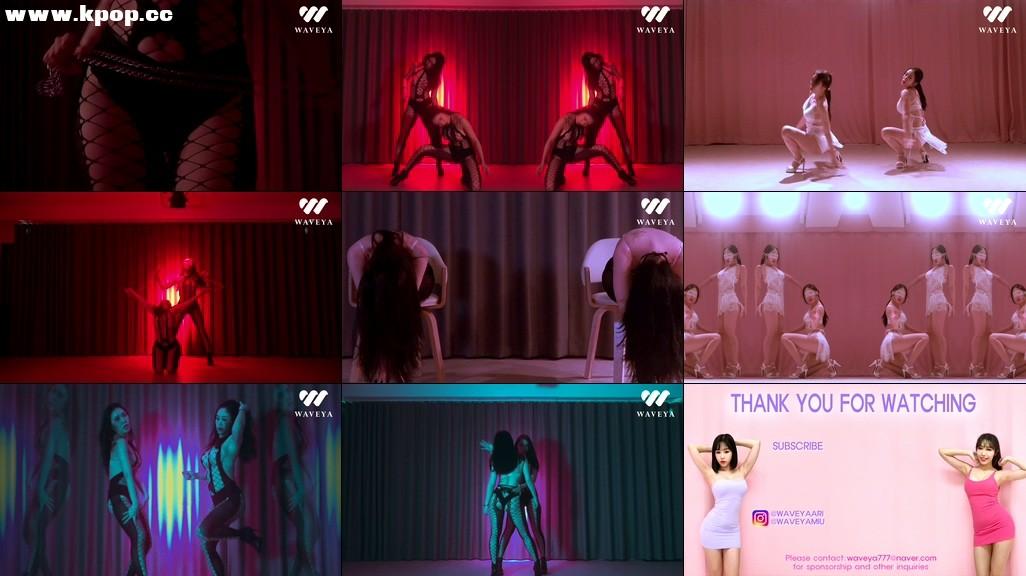"Stray Kids(스트레이 키즈) 강박 choreography (방찬, 현진)"" Red Lights🔥 Dance Video  Waveya 웨이브야 – #0704-waveya"